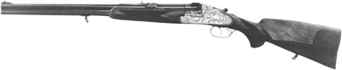 Model 77B/55B Over/Under Rifle
