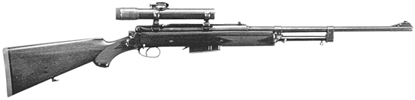 Holeck Rifle