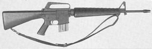 AR-15 Sporter (Model #6000)