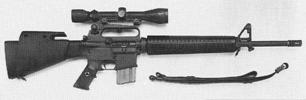 AR-15A2 Delta H-BAR (Model #6600DH)