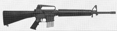 AR-15A2 Government Model (Model #6550)