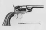 Colt Model 1862 Trapper-Pocket Police