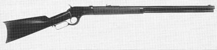 Colt-Burgess Lever-Action Rifle