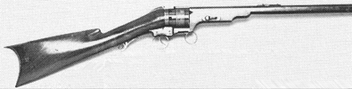 First Model Ring Lever Rifle