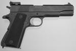 Military National Match Pistols (Drake Slide)