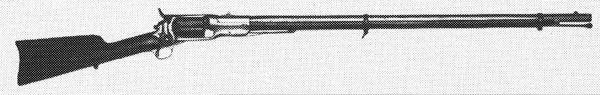 Model 1855 Full Stock Military Rifle