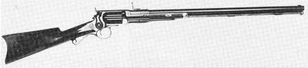 Model 1855 Half Stock Sporting Rifle
