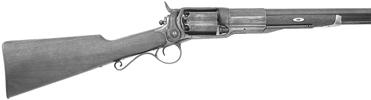 Model 1855 Revolving Shotgun