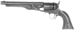 Model 1860 Army Revolver