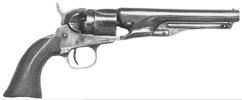 Model 1862 Police Revolver