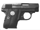 Model 1908 Hammerless .25 Vest Pocket Model