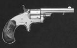 Open Top Pocket Revolver