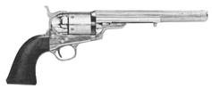 Richards-Mason Conversions 1851 Navy Revolver