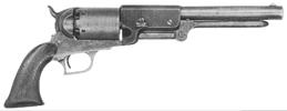 Walker Model Revolver