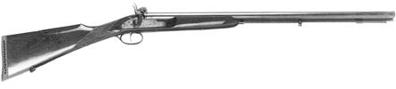 Classic Turkey Double-Barrel Shotgun