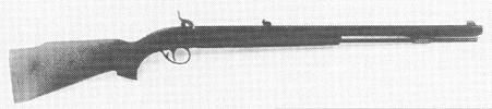 Grey Wolf Rifle