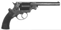 Adams Patent Navy Revolver