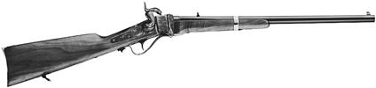 1862 Robinson Confederate Sharps