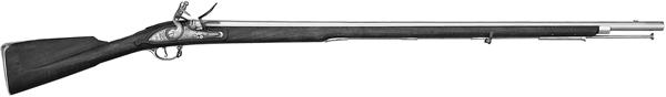 Brown Bess Flintlock Musket