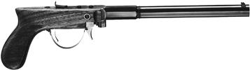 Carleton Underhammer Pistol