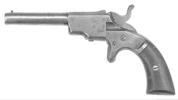 Single-Shot Pocket Pistol