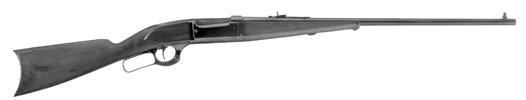 "Model 1899-A 26"" Round Barrel Rifle"