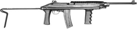 M1 Paratrooper Carbine
