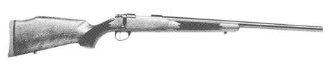 Varmint-Heavy Barrel