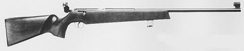 Model 900 TR—Target