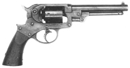 1858 Army Revolver
