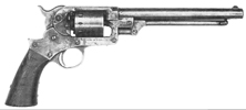 1858 Navy Revolver