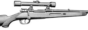 Magazine Rifle